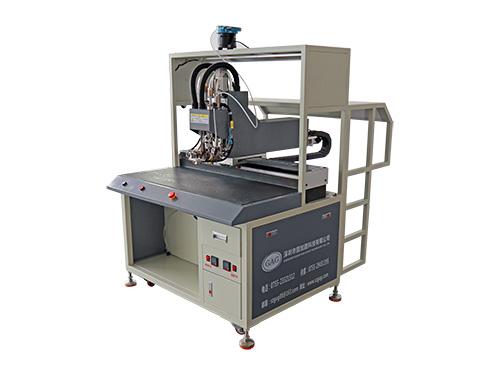电qi壳自动螺母热熔机